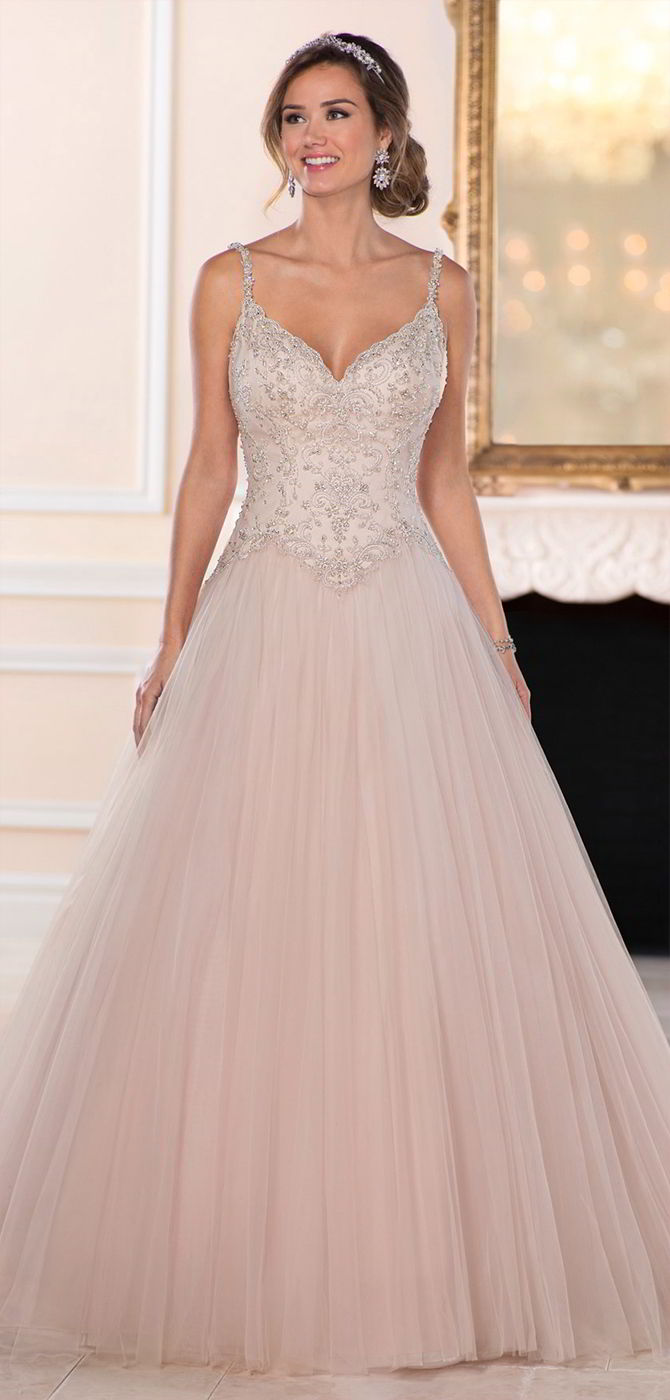 Stella York Fall 2017 Wedding Dresses - World of Bridal