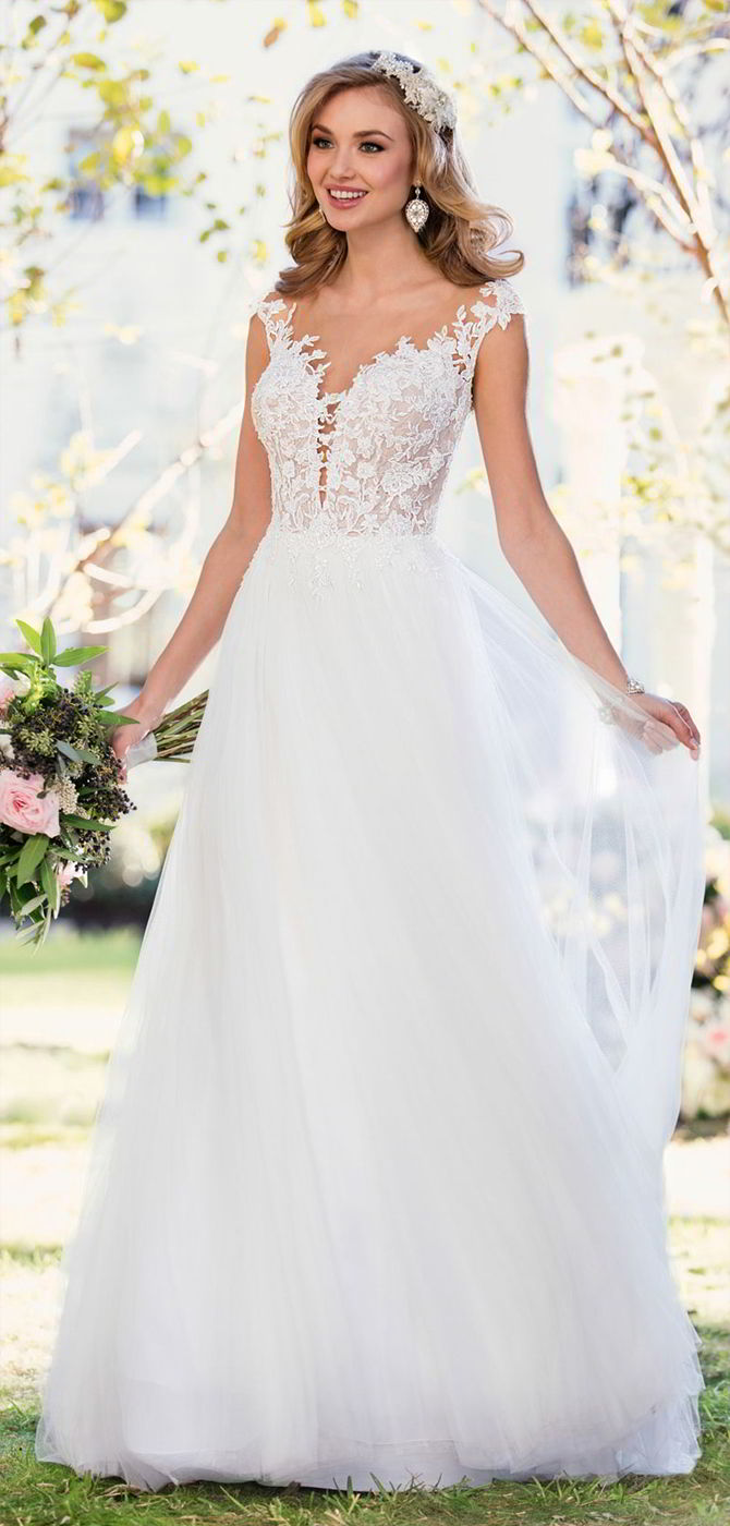 Stella York Fall 2017 Wedding Dresses World Of Bridal