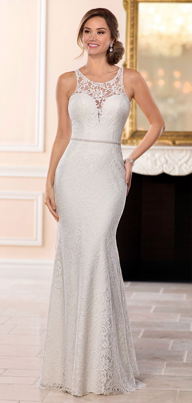casual wedding dresses for fall stella york fall 2017 wedding dresses world of bridal 2505