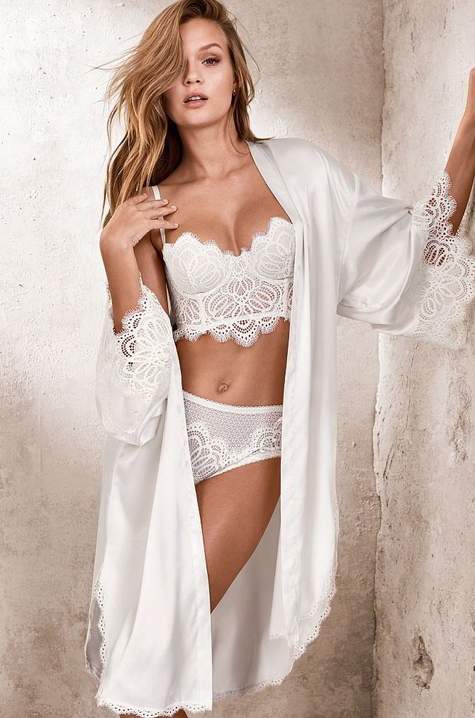 Victoria S Secret 2017 Bridal Lingerie Collection For The