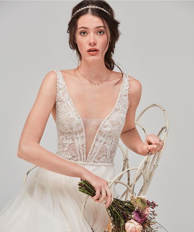 bfa46e44acc Willowby by Watters Fall 2017 Wedding Dresses - World of Bridal