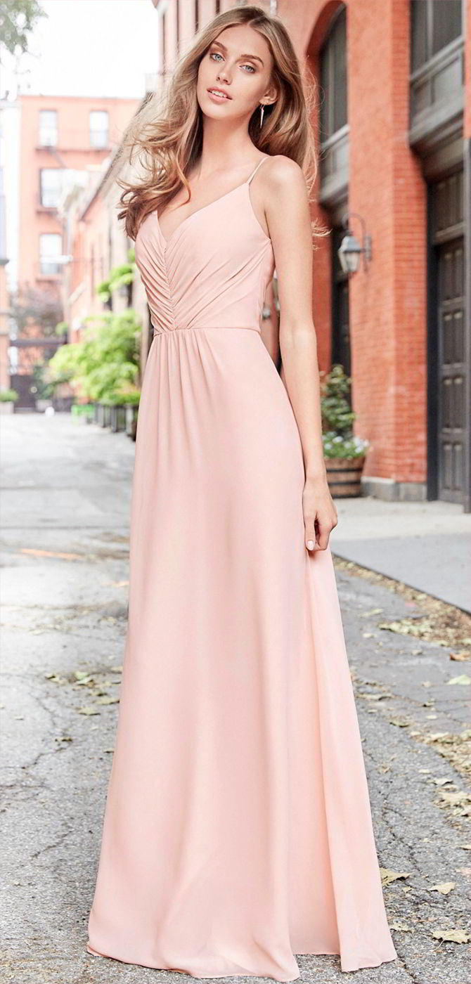 Hayley Paige Occasions Fall 2017 Bridesmaids Dresses - World of Bridal