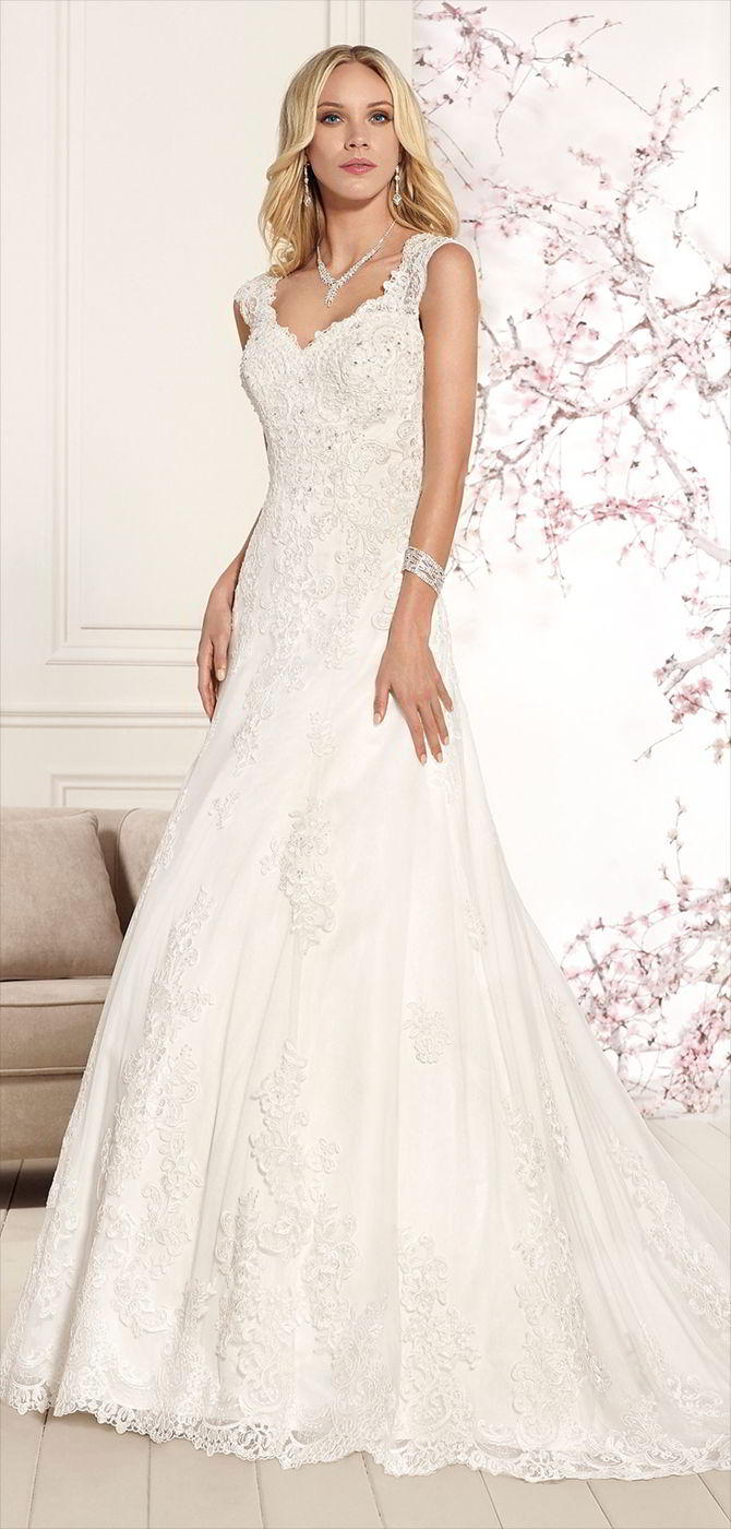 Susanna rivieri 2017 wedding dresses world of bridal for Wedding dresses chattanooga tn