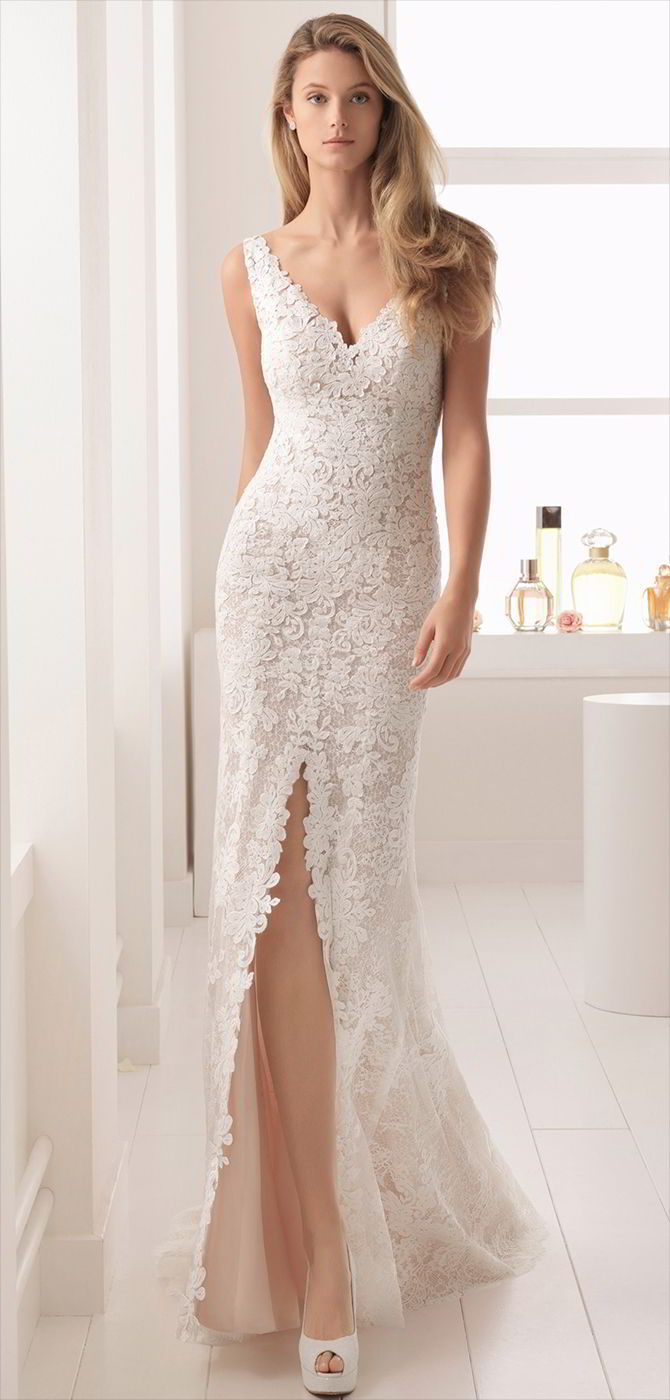 Aire Barcelona 2018 Wedding Dresses - World of Bridal