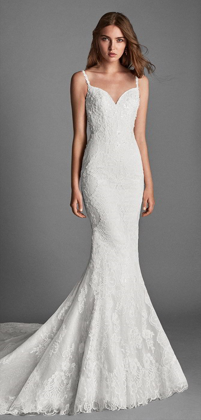 Alma Novia 2018 Wedding Dresses