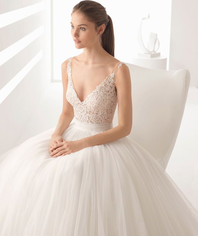 43ff5f806b4 Rosa Clara Fall 2018 Wedding Dresses - World of Bridal