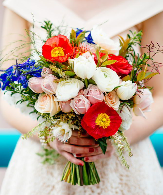 Beautiful Wedding Bouquets