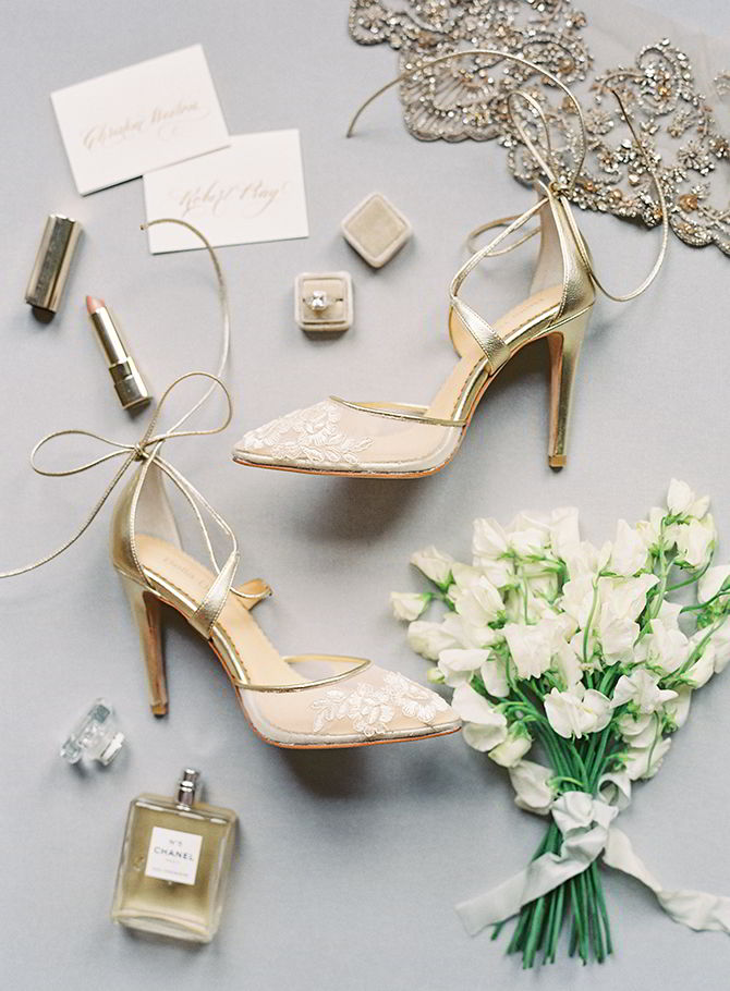 Bella Belle 2017 Enchanted Bridal Shoes Collection Sponsored Highlight