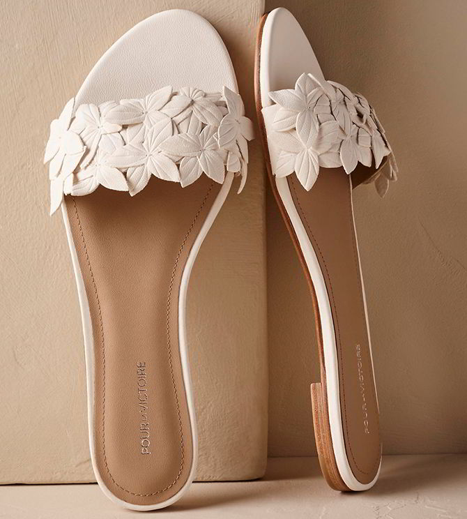Bhldn 2017 Bridal Shoes