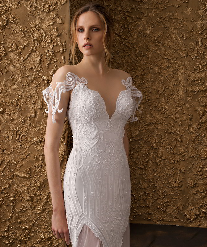 Katerina Bocci Wedding Dress