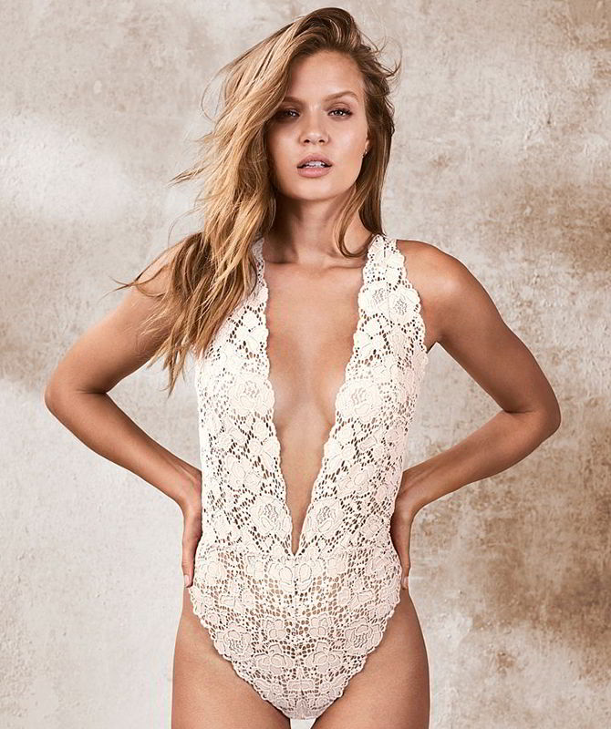 Victorias Secret 2017 Bridal Lingerie