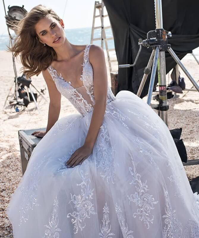 Love by Pnina Tornai 2018 Wedding Dress