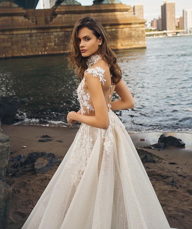 Solo Merav 2018 Wedding Dress