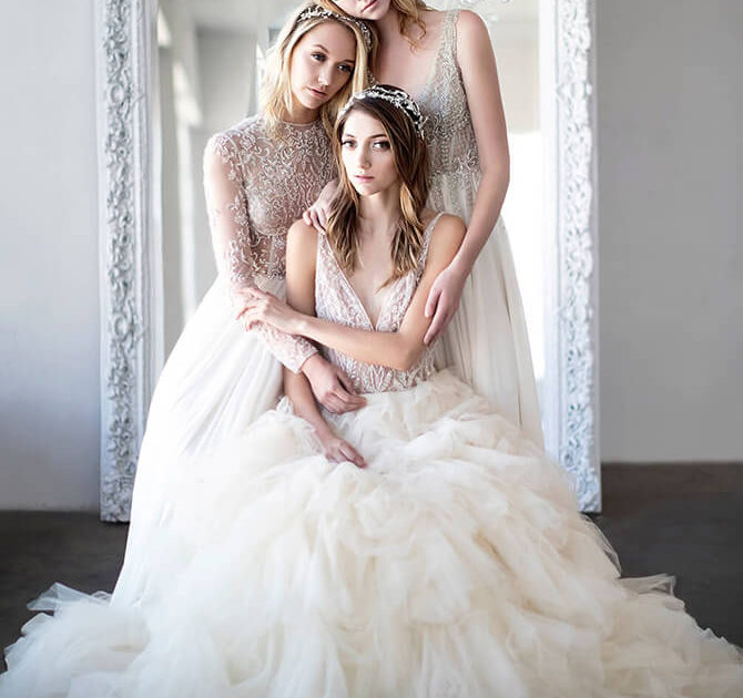 Winnie couture 2018 wedding dresses world of bridal for Winnie couture wedding dresses