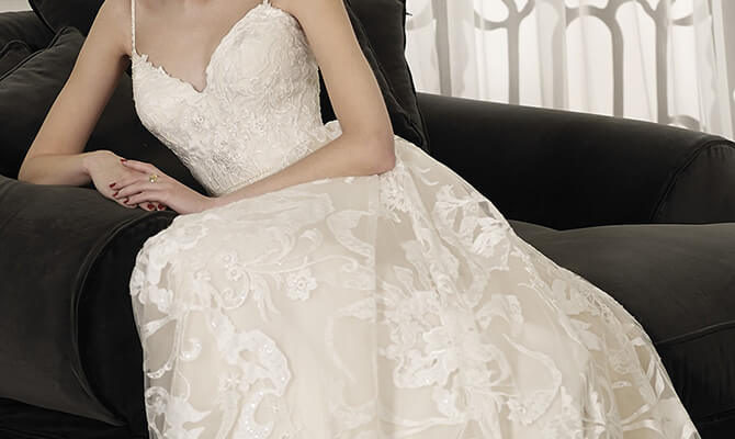 Chic And Simple Wedding Dresses By Cabotine: Cabotine Bridal 2016 Wedding Dresses