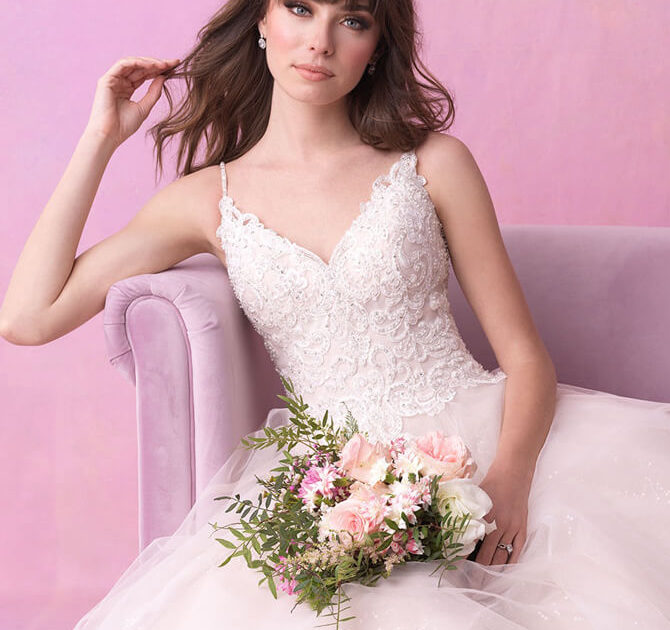 Romance By Allure Bridals Fall 2018 Wedding Dresses