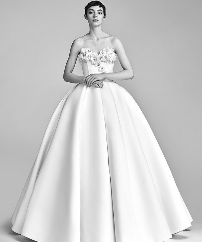 Eddy K 2013 Silhouette Spring Bridal Collection - World of Bridal